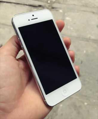 Iphone5 trắng 32gb.