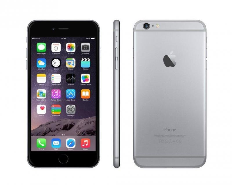 Apple Iphone 6 plus grey 16 GB full zin