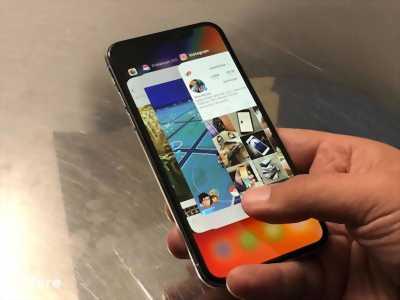 Apple Iphone X 256 GB Đen ( Lock )