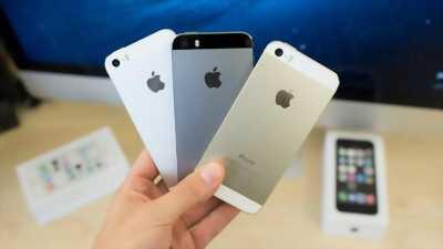 Iphone 5S 32 GB gray zin cứng