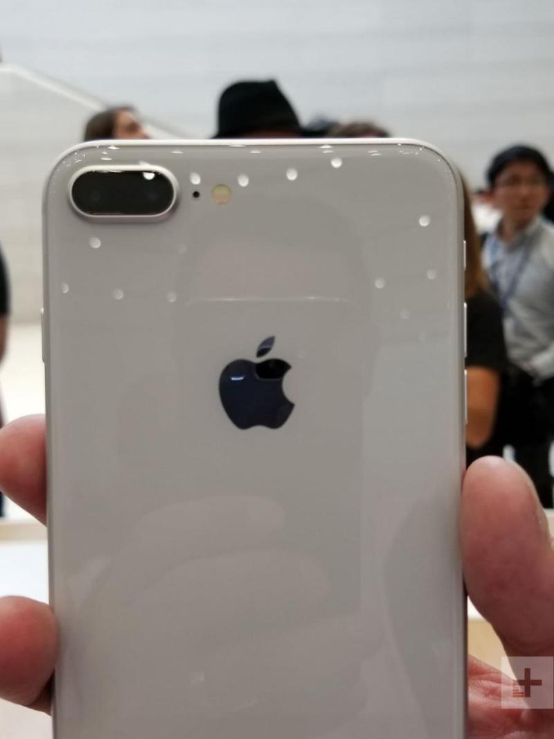 Iphone 8+ 256GB quốc tế, silver Nam Định