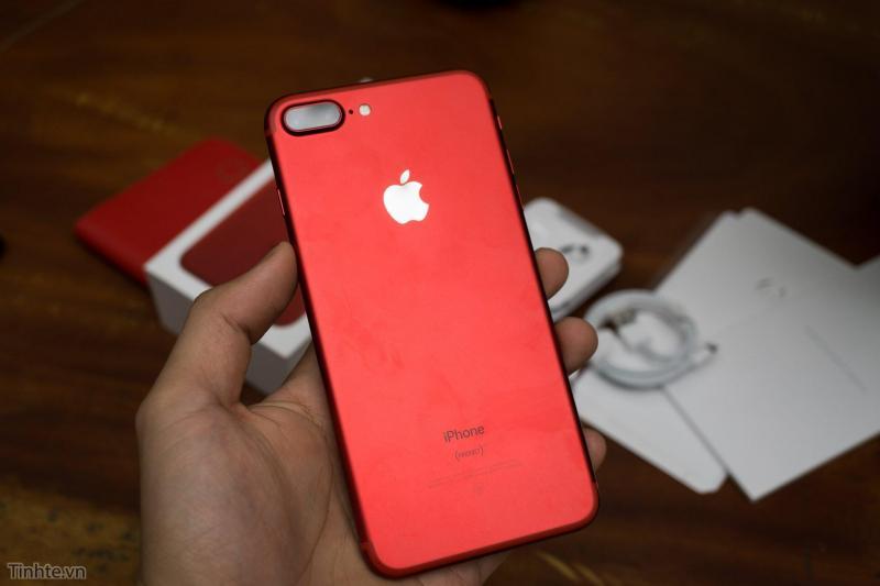 Iphone 7 plus 128 GB Đỏ