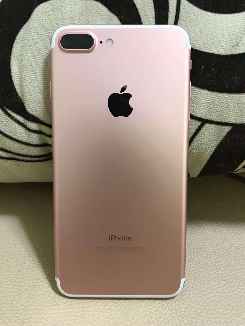 Apple iphone7 plus 32gb màu gold quốc tế zin