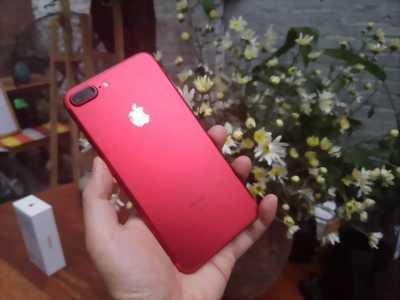 Iphone 7plus đỏ 128g huyện mộc xuyên