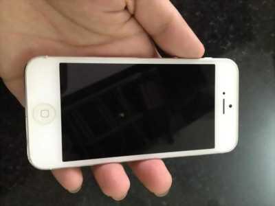 Bán iphone 5 trắng 32gb quốc tế huyện mộc xuyên