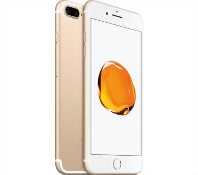 Iphone 7 plus 32gb gold
