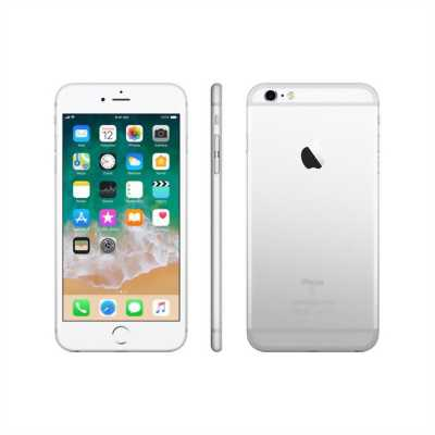 Apple Iphone 6 plus bạc 16gb qt 99%