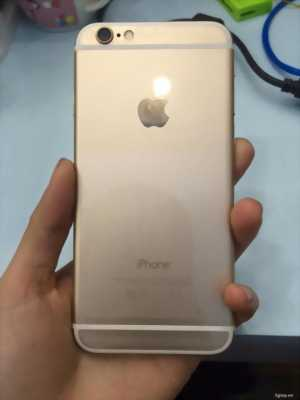 Apple Iphone 6S 16 GB gold zin đẹp leng keng