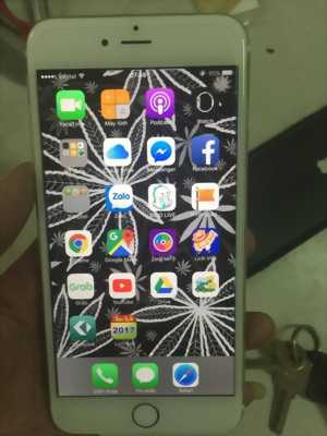 Iphone 6 plus gold 128G QUỐC TẾ