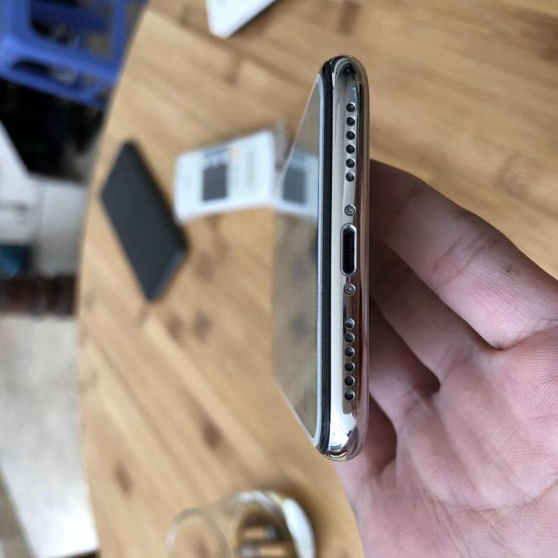 Iphone X bạc chính hãng VNA mới dùng