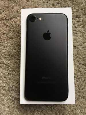 Cần Bán Gấp Iphone 7 32GB Matte Black FullBox