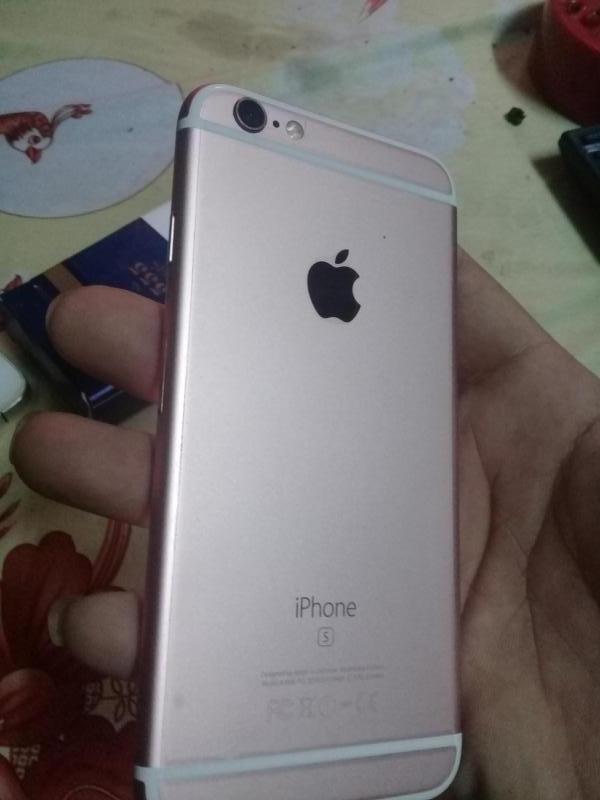 Cần bán iphone 6s rose 16gb quốc tế
