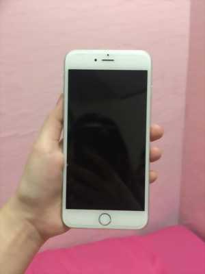 Cần bán iphone 6 plus 64gb màu trắng