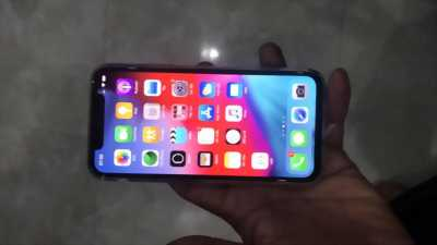 Iphone x 256gb trắng