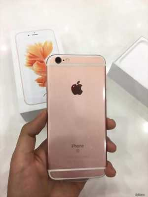Apple Iphone 6S 64 GB hồng đẹp zin 99%
