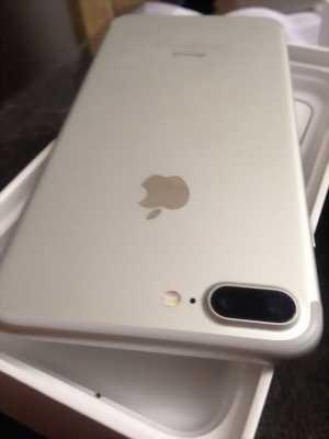 Iphone 7plus 128g bạc ai cần liên hệ