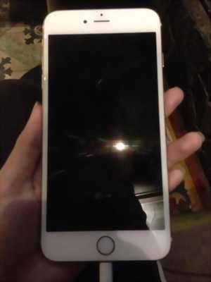 Bán điện thoại iphone 6splus màu hồng