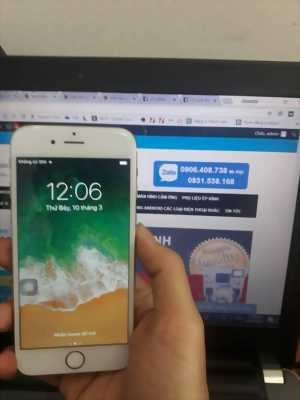 IPhone 6s lên vỏ iPhone X không vân tay mới 98%