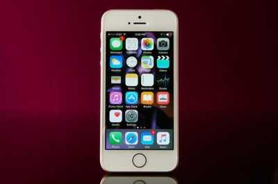 Iphone SE quốc tế 32gb nhận giao lưu android ngang