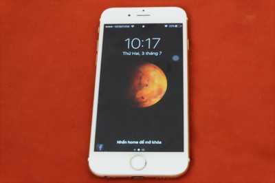 IPHONE 6 16GB GOLD NEW 99% (CHÍNH HÃNG) CÓ VÂN TAY
