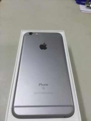 Iphone 6s quốc tế 64G màu đen đẹp 98%