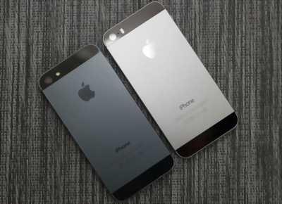 bán 2 cái iphone 5 Quốc tế cũ, giá cùi bắp