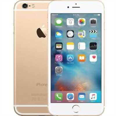 Cần bán 1 em iphone 6 lock gold 16gb