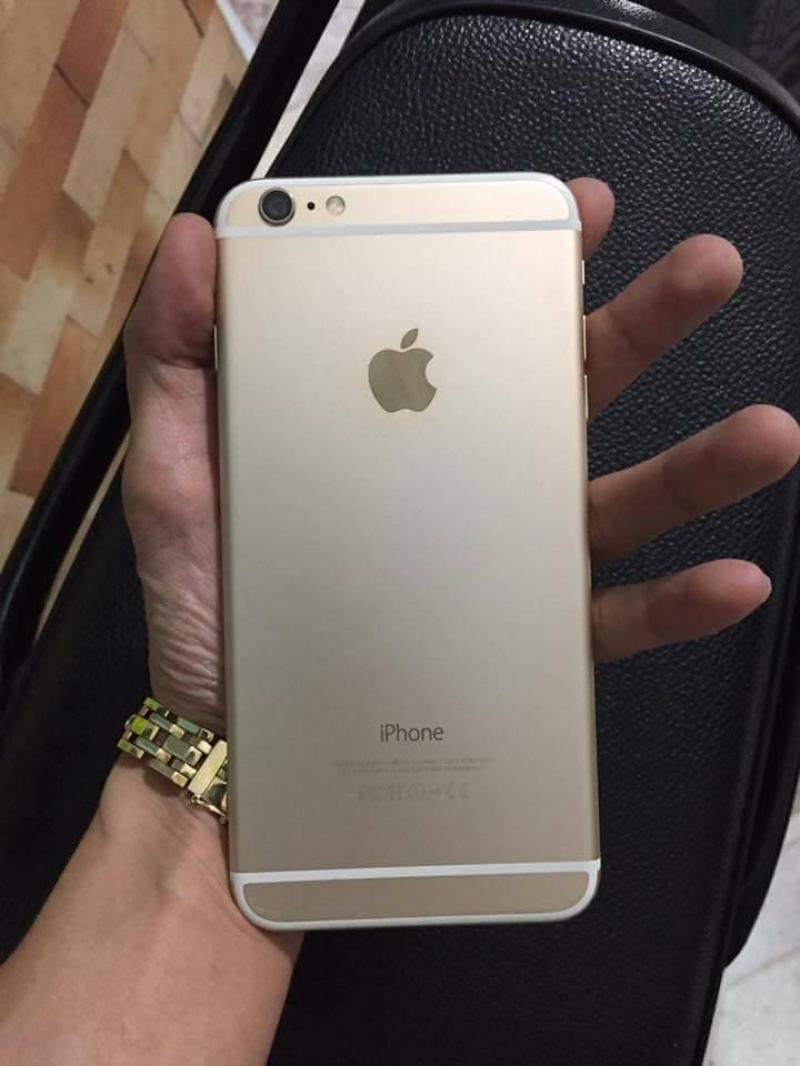 Bán Ip 6plus 64gb màu Gold quốc tế nguyên zin