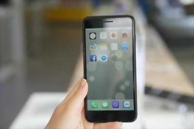 Iphone 7 plus màu đen 32gb lock mỹ có sim ghép