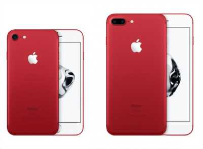 Iphone 7 128G Red Product Quốc tế Mỹ 99%