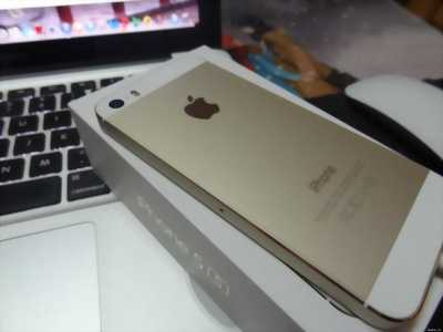 Iphone 5s 32G Gold FPT 99%