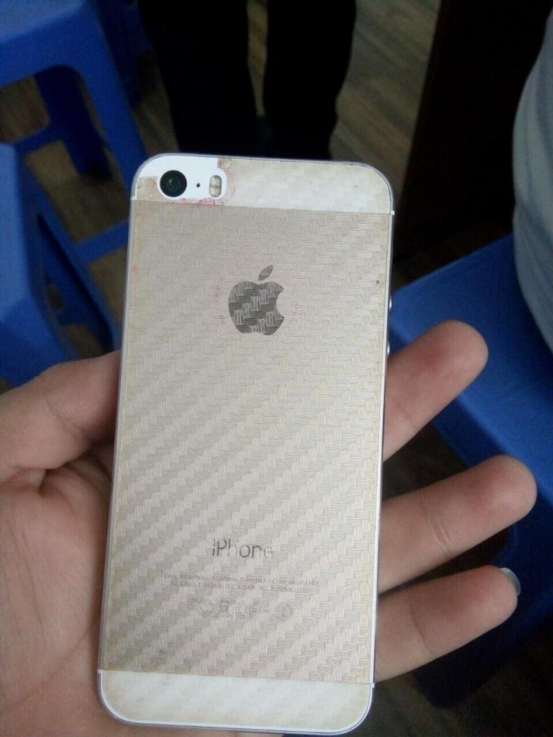 Iphone 5S 16GB gold lock
