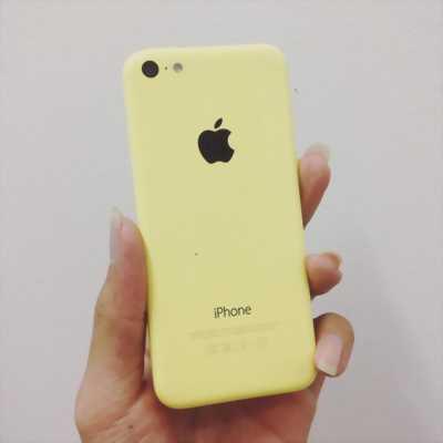 IPHONE 5C 16 VÀNG ZIN ĐẸP 99%- BÁN TRẢ GÓP