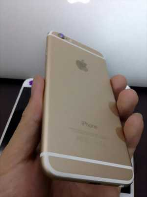 Iphone 6s block gold