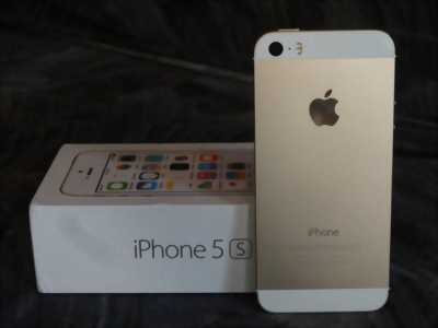 Apple Iphone 5S 16 GB Gold Đẹp Keng zin all