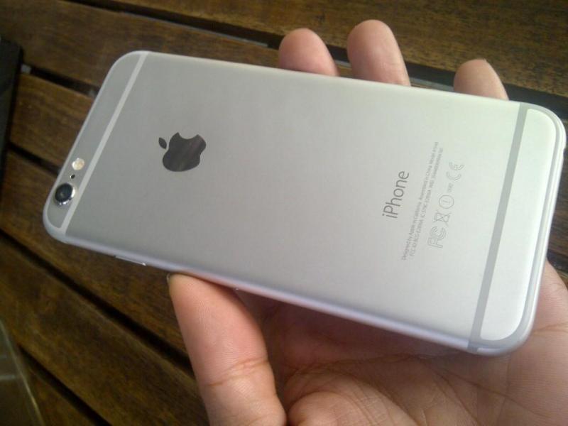Iphone 6 16g chính hãng. Hét bảo hành mvt. Zin all