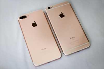Iphone 8 plus 64g gold active 5 tháng ở Hà Nội