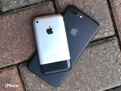 Iphone 7 plus đen sần ở Hà Nội