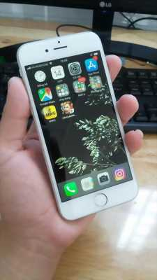 Iphone 6s silver 16gb quốc tế