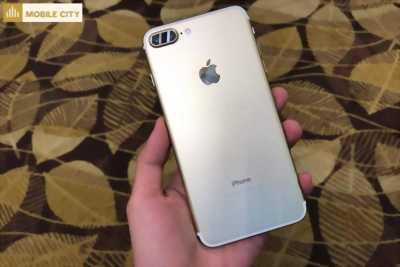 Apple Iphone 7 plus 32 GB hồng qte