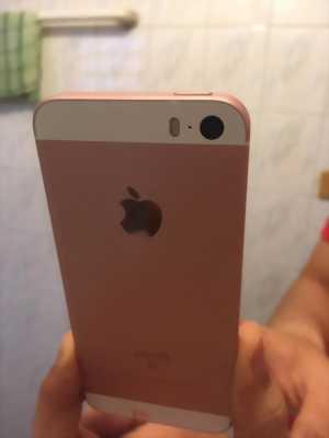 Cần bán Iphone SE quốc tế cũ 64GB hồng