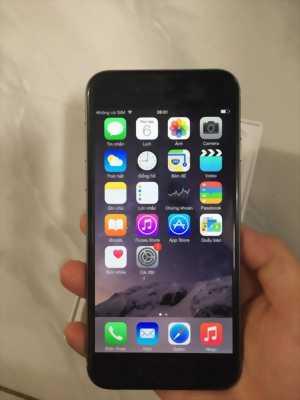 IPHONE 6 LOCK 16Gb Grey Tặng Phụ kiện Fix Full lỗi