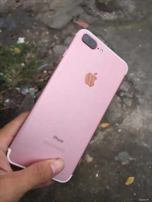 Iphone 7 32gb màu hồng đẹp zin fullbox