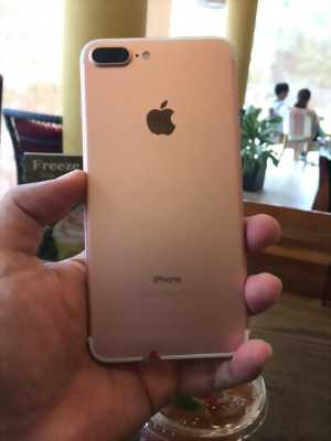 Iphone 7 Plus Lock Hồng 32Gb Không Lỗi Lầm