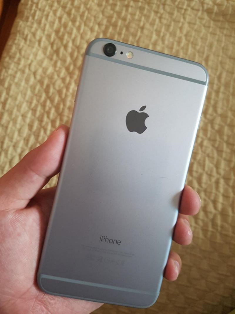 IPHONE 6 PLUS 16GB Lock Grey Tặng Phụ Kiện + Bảo hành