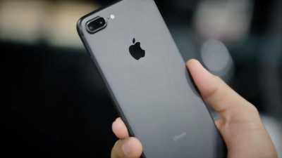 Bán Iphone 7 Plus black_32GB,Quốc Tế ở Hà Nội