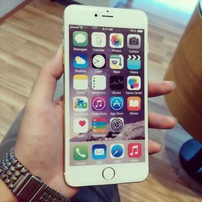 Iphone 6s plus vàng gold 16g quốc tế mỹ chuẩn
