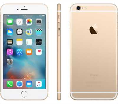 Apple Iphone 6S plus vàng Gold , Quốc tế Usa -98%