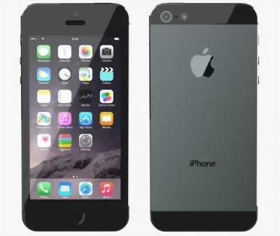 Thanh lý con iphone 5s chết màn hình do bị rơi
