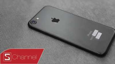 Iphone 7 đen nhám bị khoá icloud